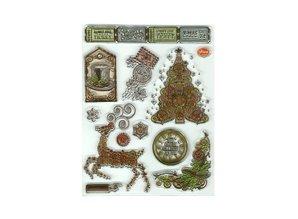 Viva Dekor und My paperworld Clear stamps, SteamPunk2, Viva Decor