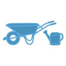 Estampación y corte de plantilla, Herramienta para el jardín