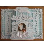 Marianne Design Marianne Design, Stanz- und Prägeschablone, Petra's mirror