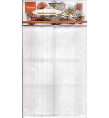 Marianne Design Mulberry carta bianca, fogli A5 5 x