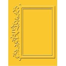 embossing Präge Folder Prægning af mapper, rammer, A6, 14,8 x 10.5cm