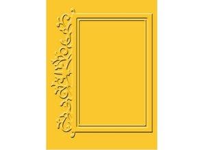 embossing Präge Folder Cartelle goffratura, cornici, A6, 14,8 x 10,5 centimetri
