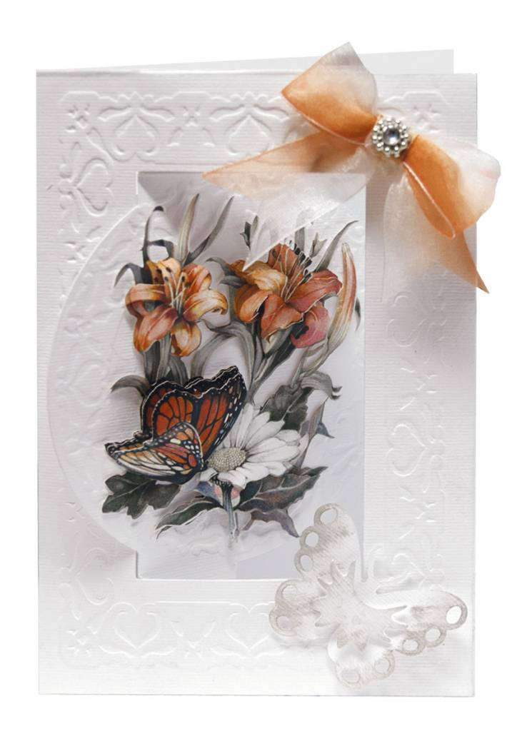 Reddy Handcraft Flower Card Set Staf Wesenbeek 3 6 For Design Of