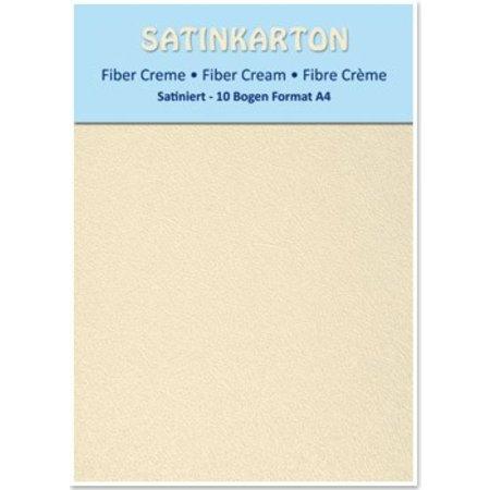 DESIGNER BLÖCKE  / DESIGNER PAPER 10 BogenKartenkarton A4, beidseitig satiniert mit Prägung