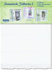 KARTEN und Zubehör / Cards Romantico pieghevole Nr3