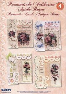 BASTELSETS / CRAFT KITS: Craft Kit: Romantisk Folding
