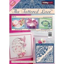 Tattered Lace NUOVO: Magazine nr.12 al taglio e goffratura stencil Tattered Lace