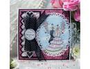 Wild Rose Studio`s Stamp sæt sæt ved alteret, størrelse A7, Clear stamps