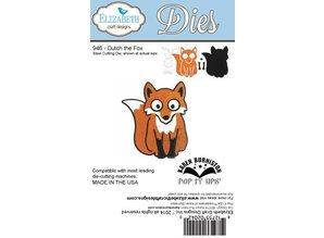"Elisabeth Craft Dies NUEVO: muere corte de metales, Elizabeth Craft Designs, ""Dutch la Fox"" por Karen Burnisto"