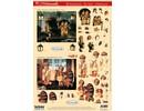"""BILDER / PICTURES: Studio Light, Staf Wesenbeek, Willem Haenraets 3D Die Fogli singoli: """"MI HUMMEL"""", per 2 Temi"""