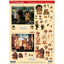 "3D Die Hojas sueltas: ""MI HUMMEL"", de 2 Temas"