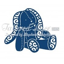 Cutting and embossing stencils, Tattered Lace, Rabbit