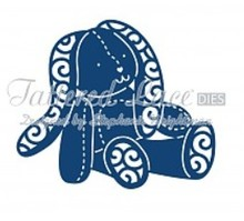 Tattered Lace Cutting and embossing stencils, Tattered Lace, Rabbit