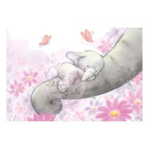 A7 Stempel-Set Bella Sleeping