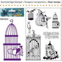 Transparent Stempel