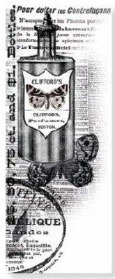 Kaisercraft und K&Company Transparent Stempel Kaiser Craft