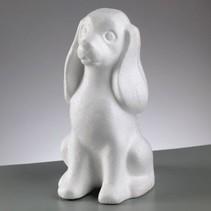 Piepschuim vorm, Hond, 240 mm,
