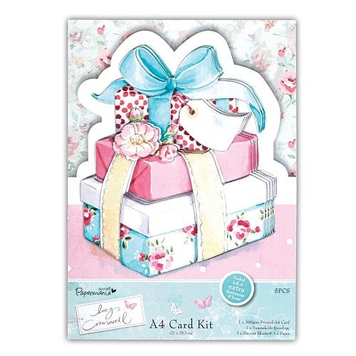 Craft Kit Paper Mania Card Making A4