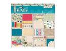 DESIGNER BLÖCKE  / DESIGNER PAPER Papier Block, Seite 32, sew lovely
