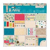 Papier Block, Seite 32, sew lovely