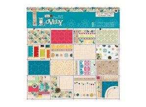 DESIGNER BLÖCKE  / DESIGNER PAPER Paper Block, page 32, sew lovely