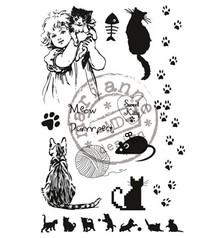 Marianne Design Timbri trasparenti, dolce Kitty
