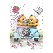 A7 Stempel-Set Just Married