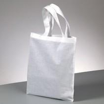 Baumwollartikel, Tasche mit Reissverschluß
