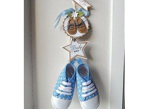 Marianne Design Stanz- und Prägeschablonen, Creatables - My first sneakers