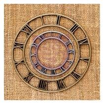Vintage mechanicals - Trinket vintage clock face shapes
