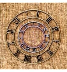 Prima Marketing und Petaloo meccanica Vintage - gingillo forme faccia orologio d'epoca