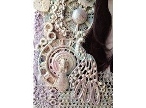 Embellishments / Verzierungen Vintage mechanicals - nipsting pins