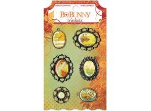 Bo Bunny Bo Bunny autumn song trinkets, charms