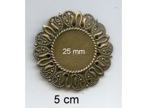 Embellishments / Verzierungen Charms, 3 pieces