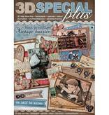 "Bücher und CD / Magazines 3D boek ""Special"" - Speciale 3D-plus, Vintage, No.49"