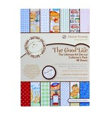 Forever Friends A4 ultimate decoupage pack (48pcs) - the good life Packed with lots of little extras to create more retro cards!