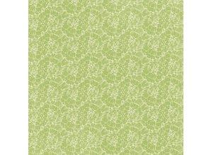 """Graphic 45 Designer Paper """"Botanisk Tea - Spring Duet"""", 30,5 x 30,5 cm"""