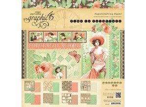 """Graphic 45 Designere blok """"tid til at fejre"""", 30,5 x 30,5 cm"""
