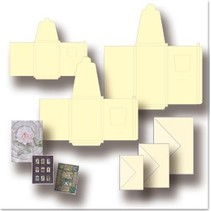 Make LED Card Set with lighting