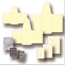Exlusiv Gør LED kort sæt med belysning