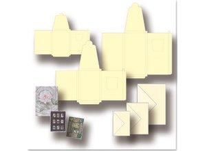 Exlusiv Haga LED Set tarjeta con iluminación