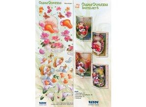BASTELSETS / CRAFT KITS: Bastelset Cream Quackers