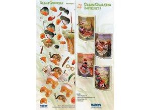 BASTELSETS / CRAFT KITS: Bastelset Cream Quackers Topic: Hobby