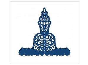 Tattered Lace filigrane kort står af lasede blonder, kort står