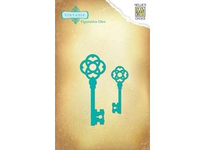 Nellie snellen Vintasia embossing and cutting mat, key