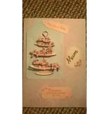 Stempel / Stamp: Transparent Klare frimærker, Lucy Cromwell - Bunting, 15 forsøgspersoner