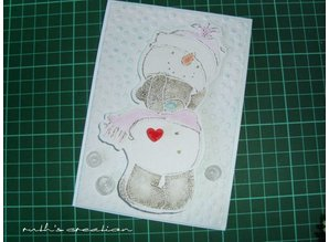 Clear stamps, Me to You, Winter Wonderland