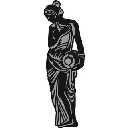 Marianne Design Stanz- und Prägeschablonen, Marianne Design Craftables - Garden Statue