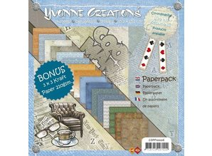 Yvonne Creations Yvonne Creations - Men - Paper block
