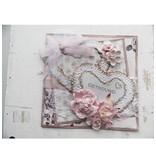 Marianne Design Stanz- und Prägeschablonen, Craftables - Topiary Heart